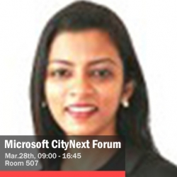 Keren Priyadarshini, Digital Transformation Lead, Healthcare