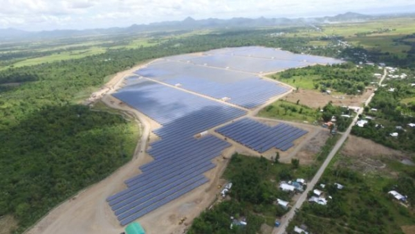 SAS Sunrise: 50MW PV Power Plant